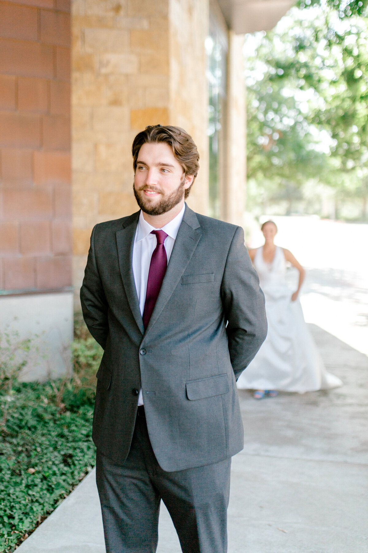 Kaylee & Michael's Wedding at Watermark Community Church | Dallas Wedding Photographer | Sami Kathryn Photography-36