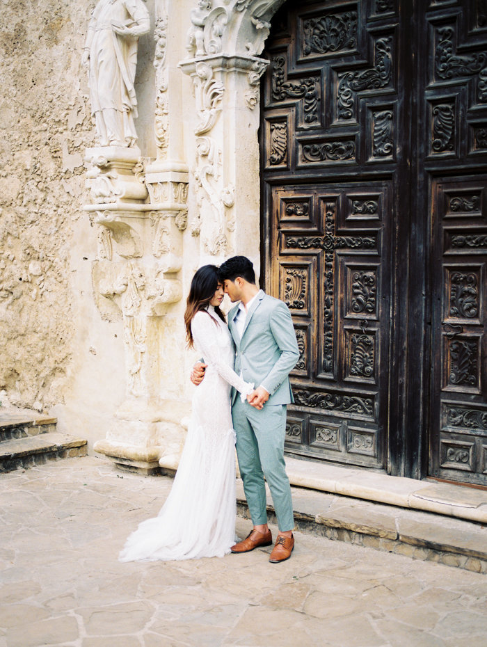 Mission San Antonio Drunken Itailan Wedding Editorial_The Ponces Photography_044