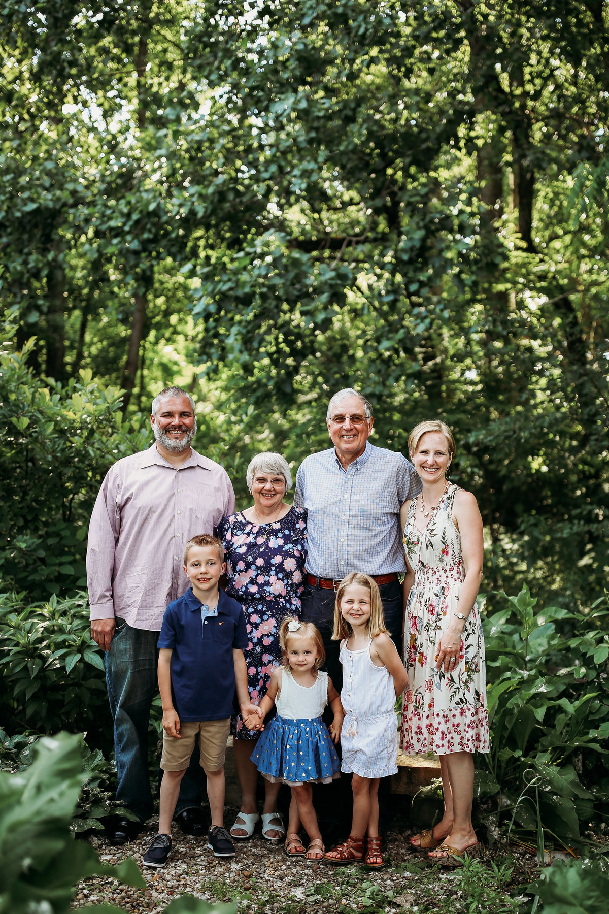 Williams Family 2019-11