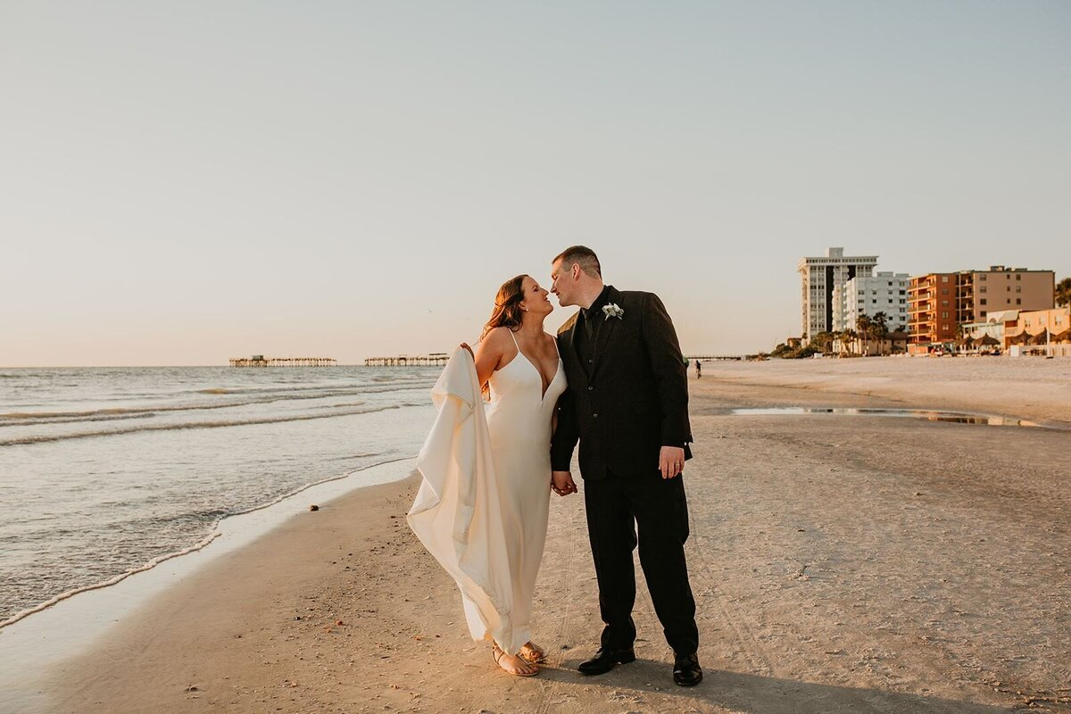 Double Tree North Redington Beach Florida-Wedding-Brittany and Bruce486