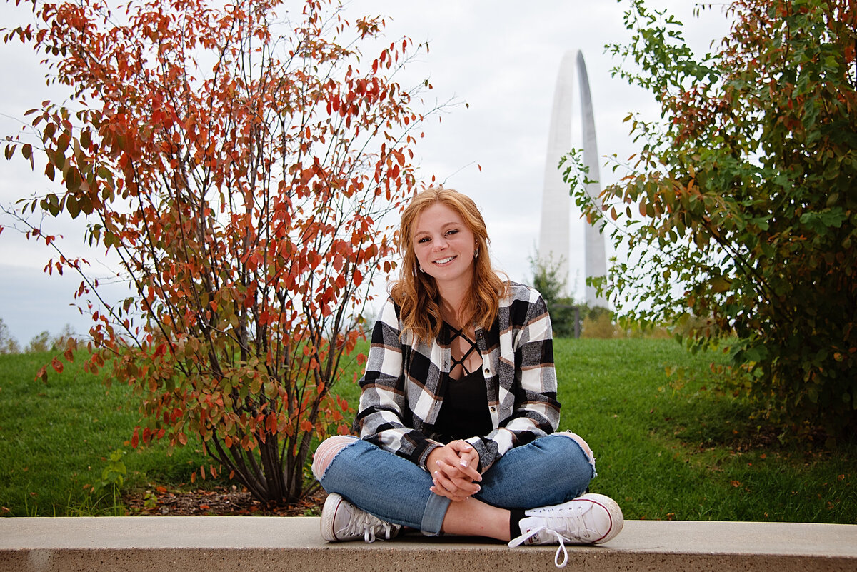 Senior Photography_Fort Leonard Wood, Missouri_Senior Portrait Series