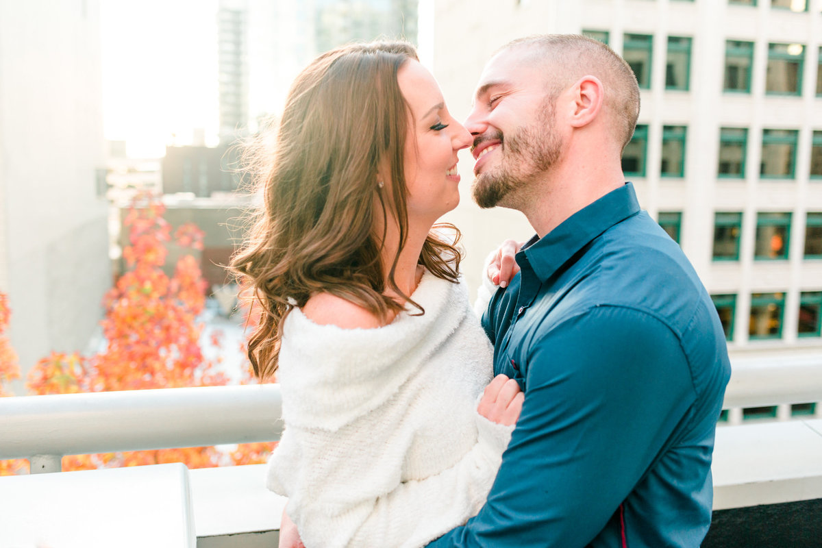 Downtown Seattle Engagement Session_0053