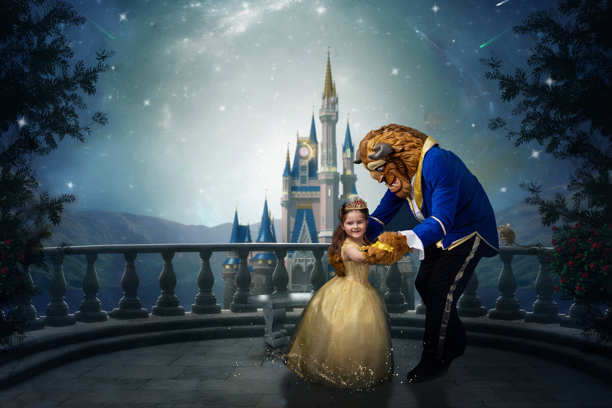 belle and the beast photo2