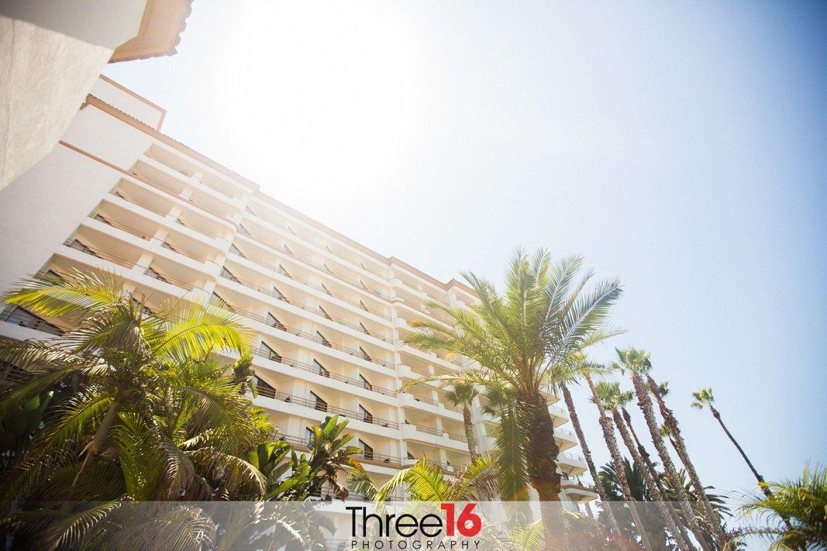 Hilton Waterfront Beach Resort Wedding Venue 2
