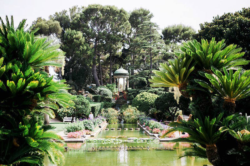 villa ephrussi rothschild wedding8
