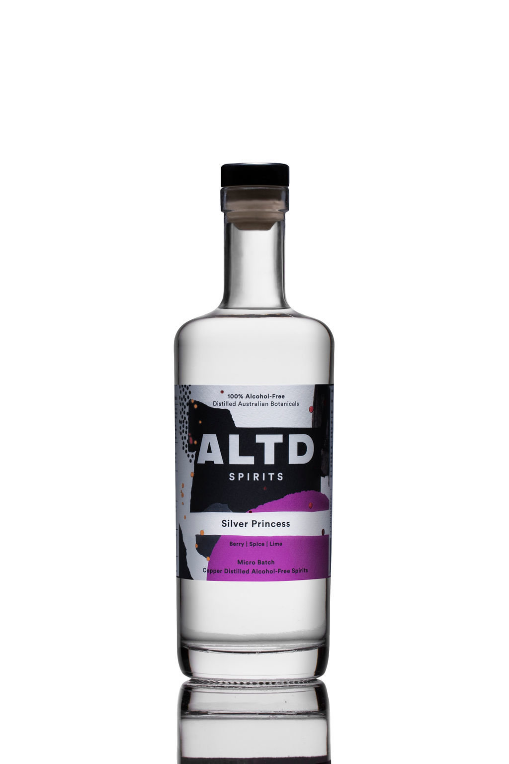 Emma Duzhnikov bottle photography product photographer ALTD spirits Australia SilverPrincess