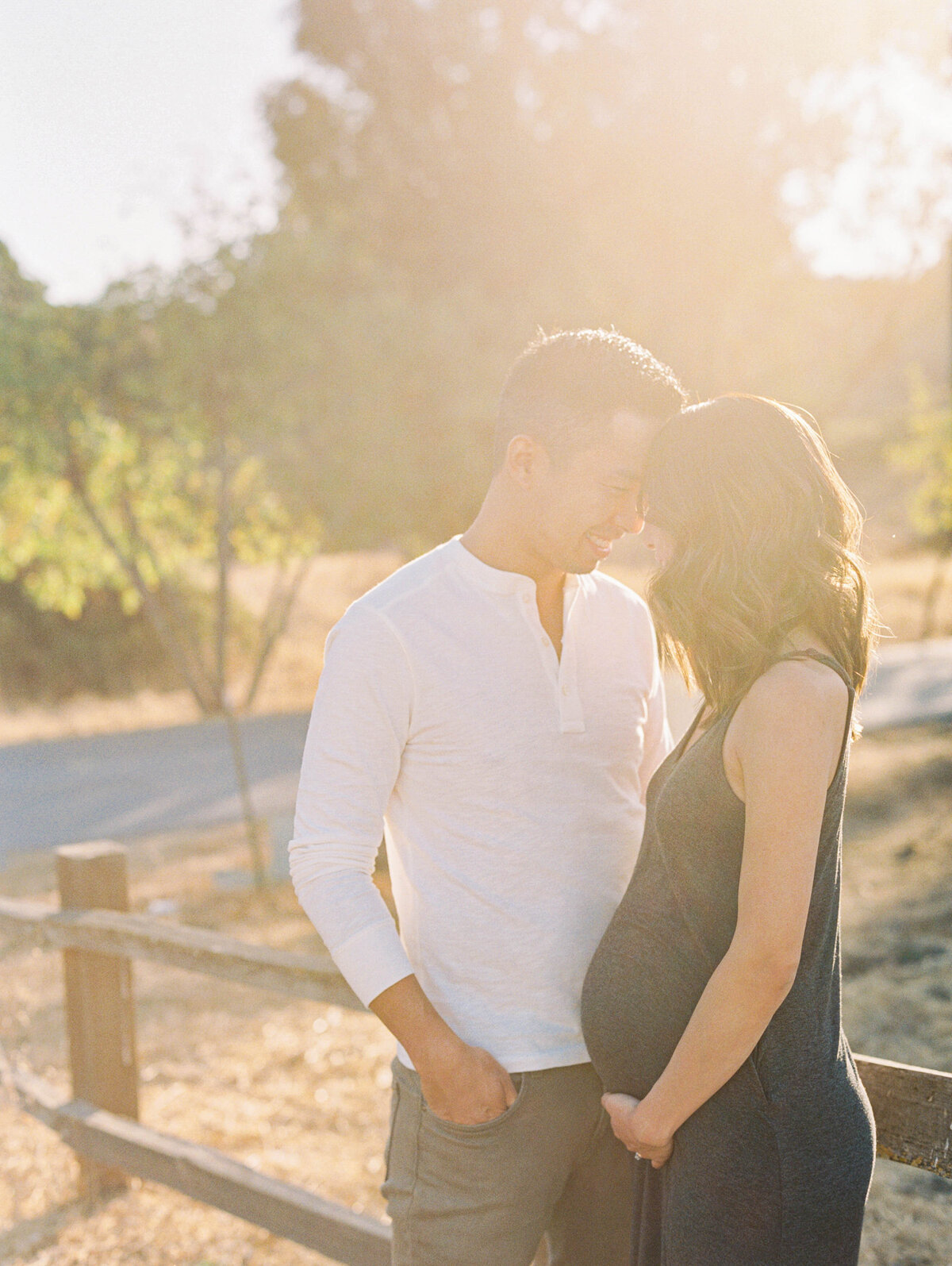 OMP- Kelly Adriel Sunset Maternity Session-4