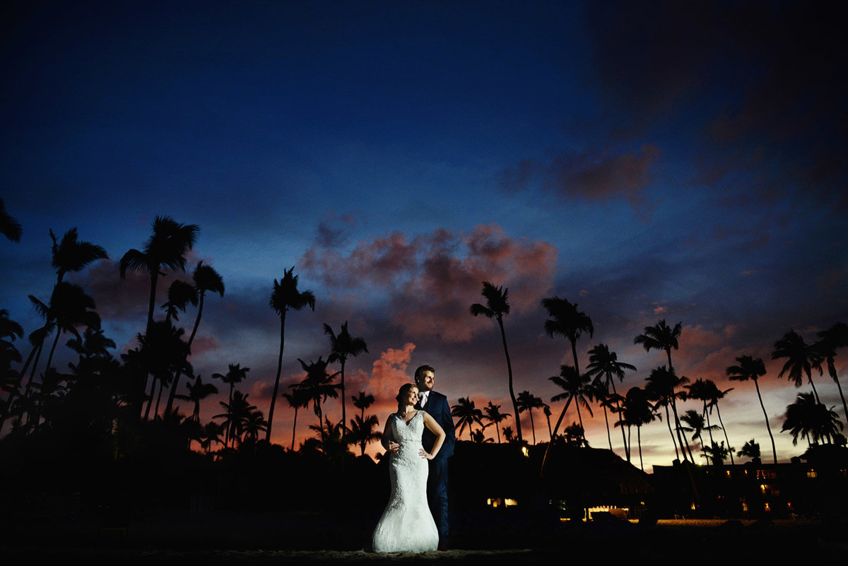 punta cana dominican republic resort wedding destination wedding photographer bryan newfield photography 57
