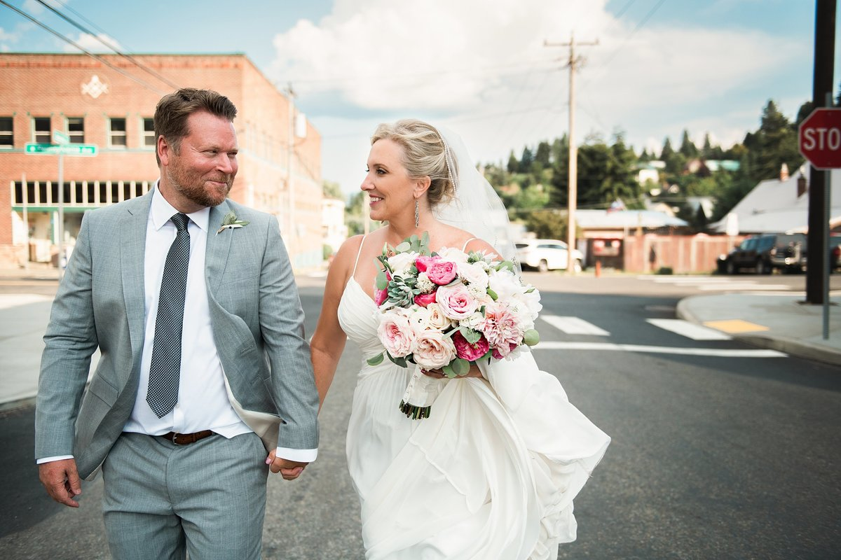Roslyn Wedding Photographer Washington