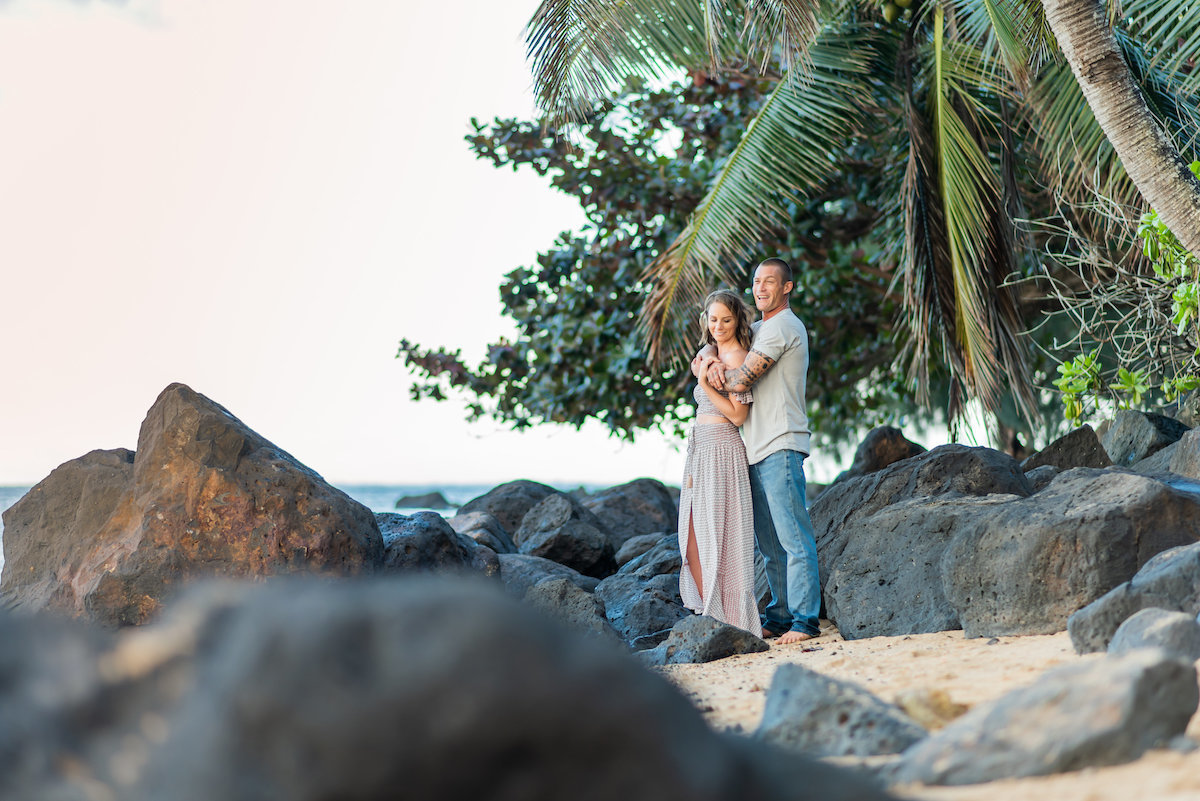 Kauai Couples Photographer
