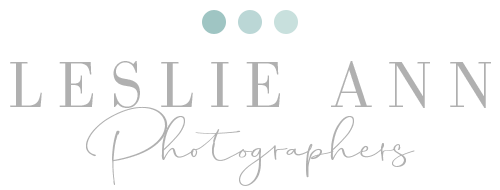 Phoenix Arizona Wedding Photographers Leslie Ann Photography Logo