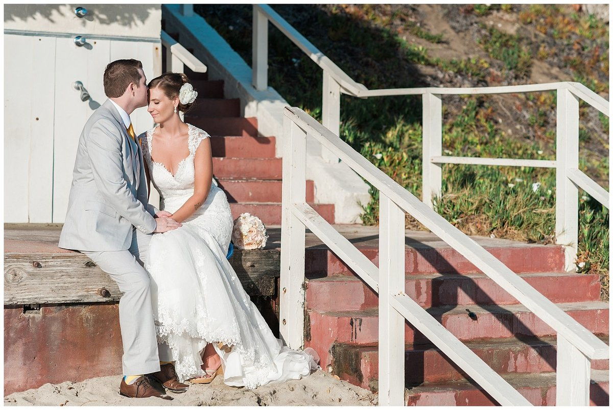 san diego beach wedding romantic light airy mermaid dress photos015