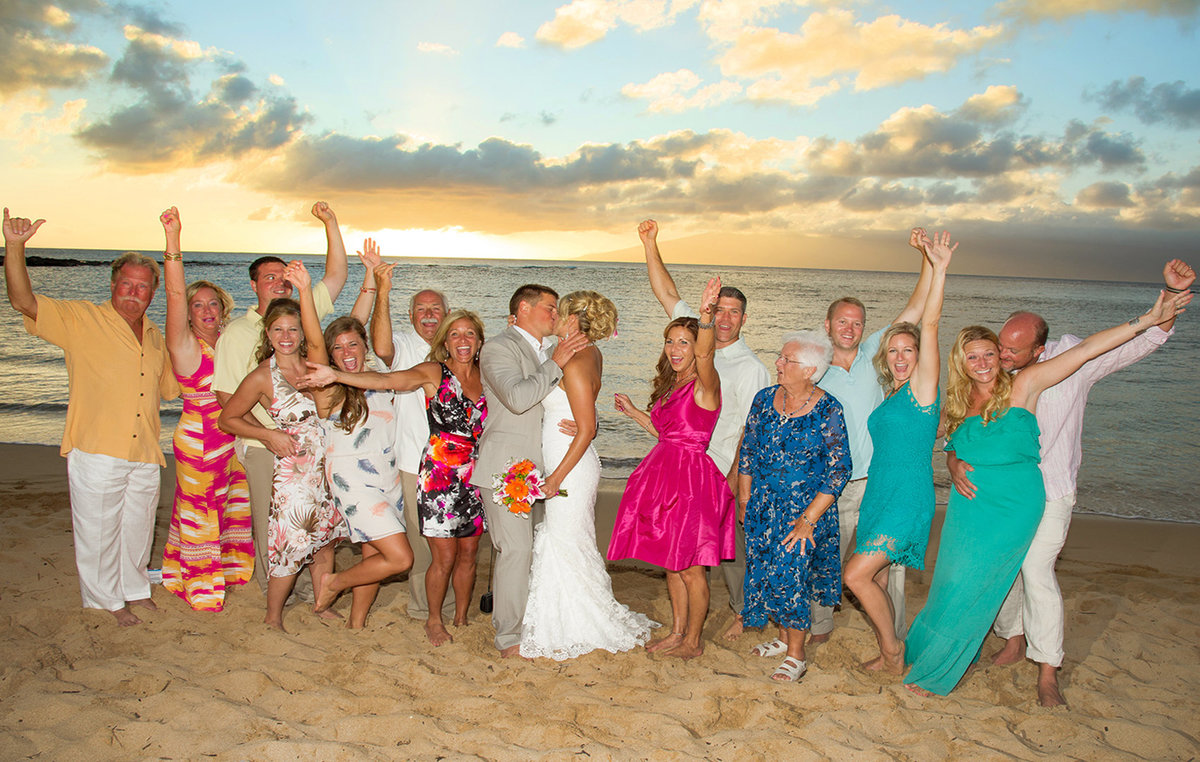 Maui Weddings | Kauai Weddings | Oahu Weddings | Big Island Weddings