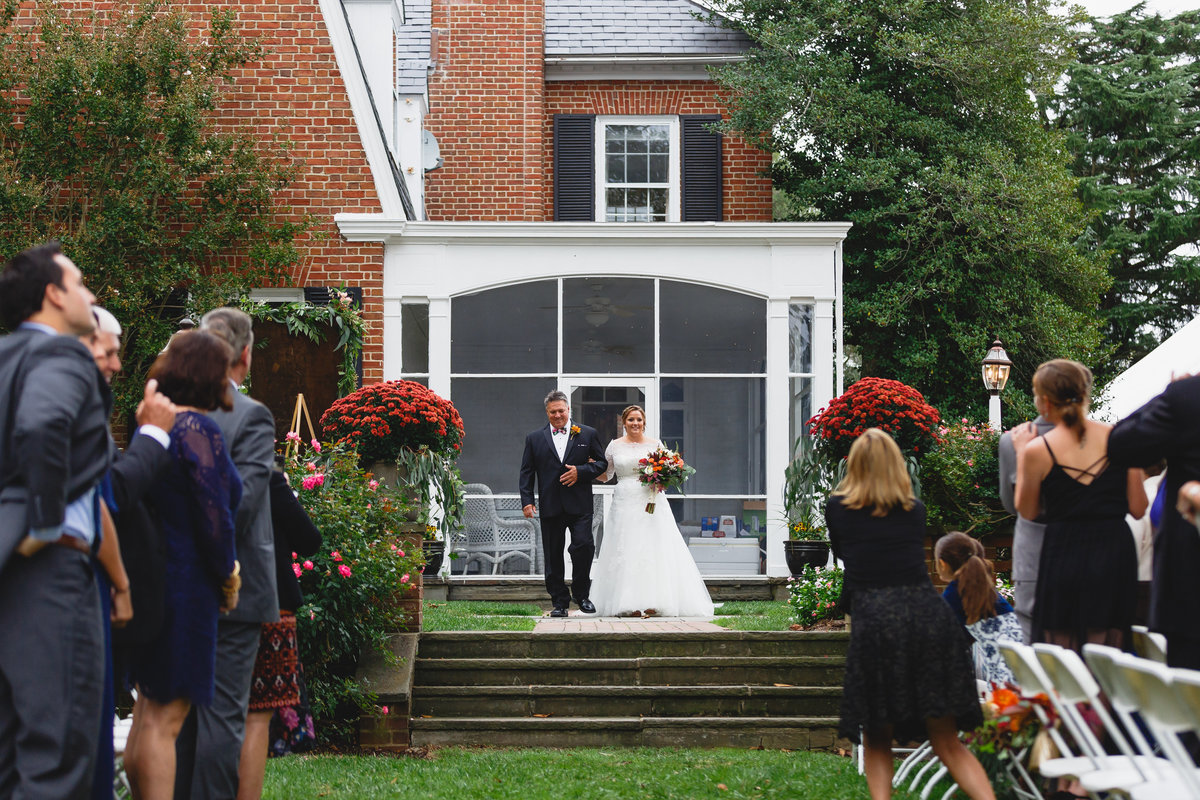 Maryland Wedding Photographer Brittland Manor Ceremony Tented Reception 120