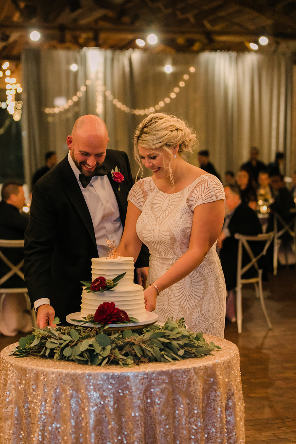 Rockwell on the River Wedding