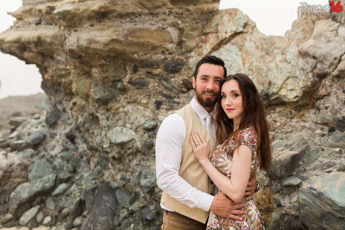 Table Rock Beach Engagement Photos Professional
