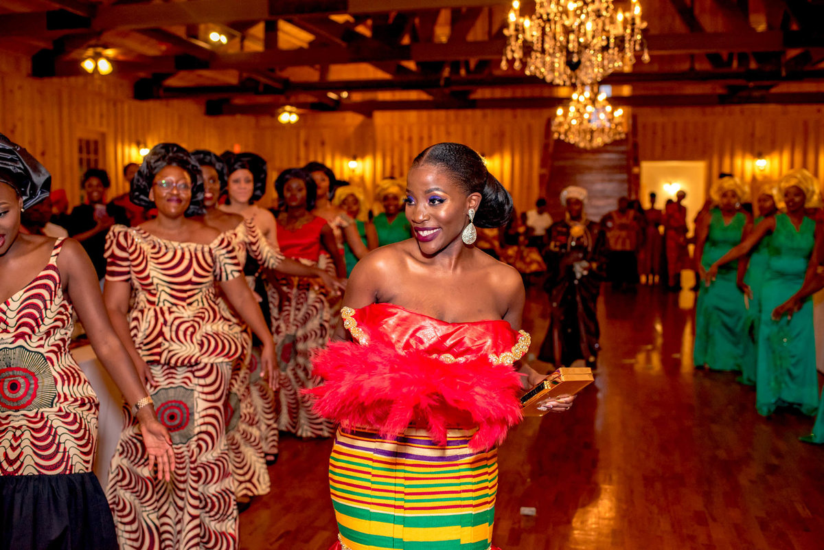 Ghanian-Nigerian Traditional Wedding Ceremony-5