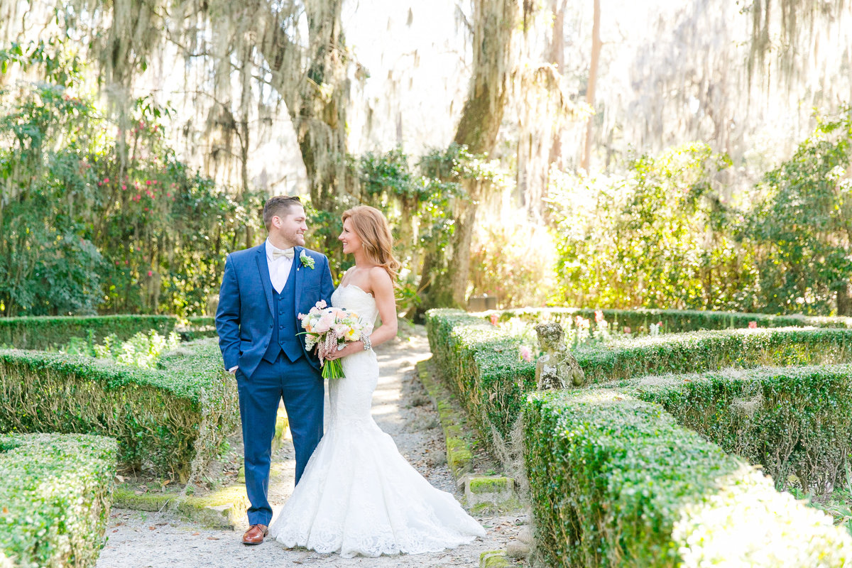 Magnolia Plantation Wedding Photography