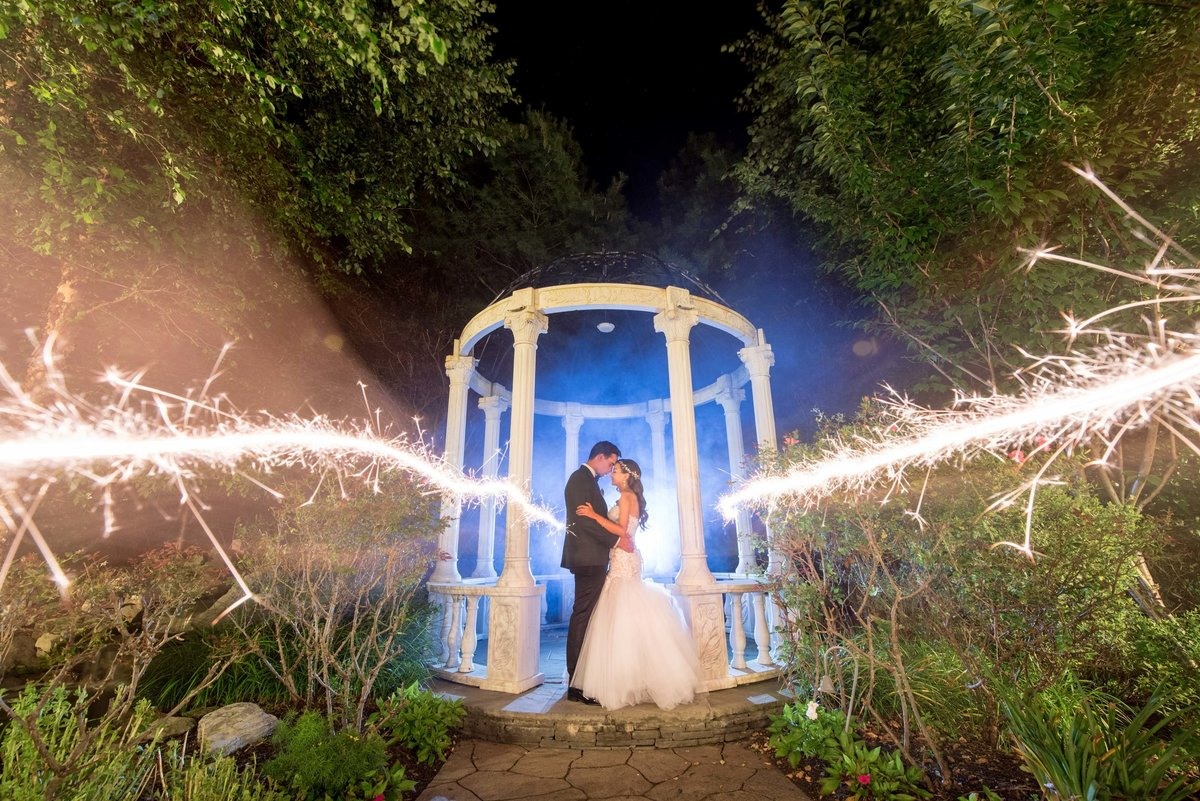 Sparkler photo from Giorgio's Baiting Hollow