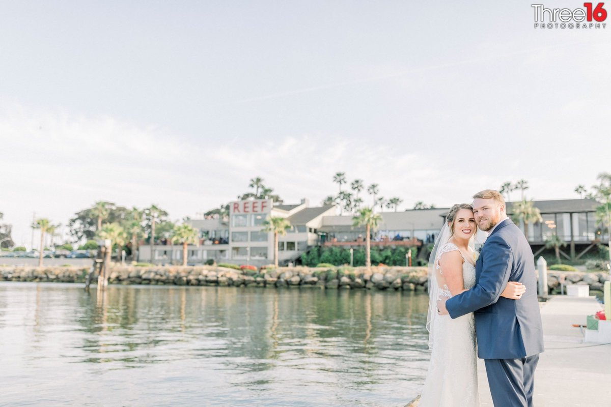 The Reef Long Beach Wedding