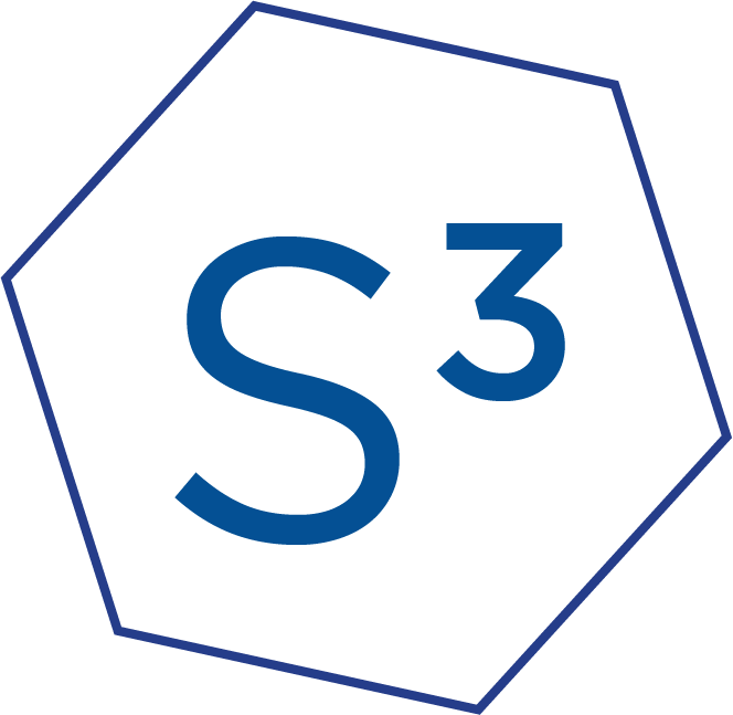 s3 simplified logo 3