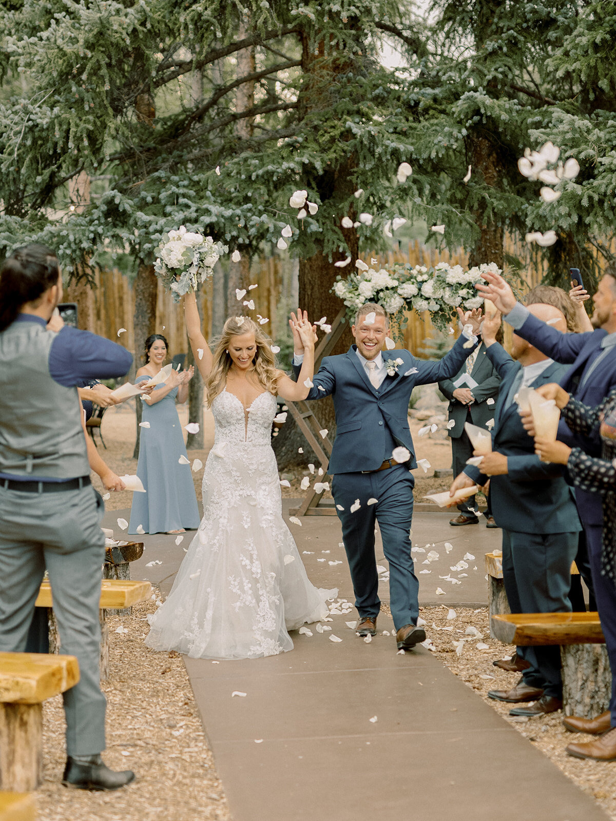 Tear & Tyler. Colorado Wedding by Alp & Isle. Ceremony-140