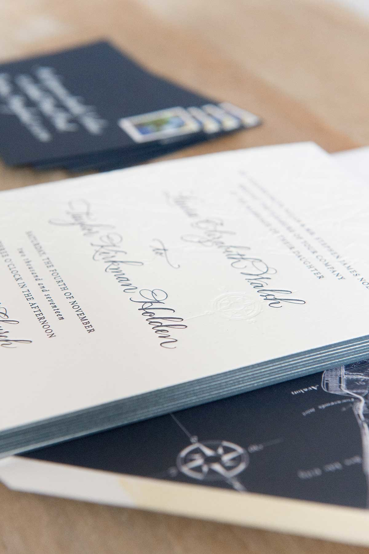 Sue-Letterpress-InvitationEdge-Map-AvalonNewJersey