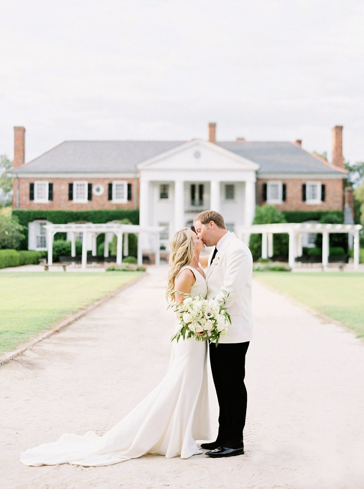 Boone Hall Wedding in Charleston south carolina