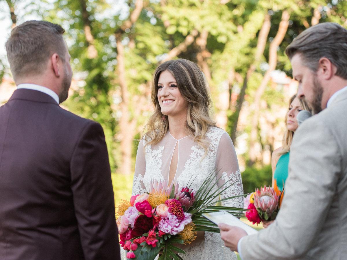 Courtney Hanson Photography - Vintage Tropical Wedding at The Belmont Hotel in Dallas-0506