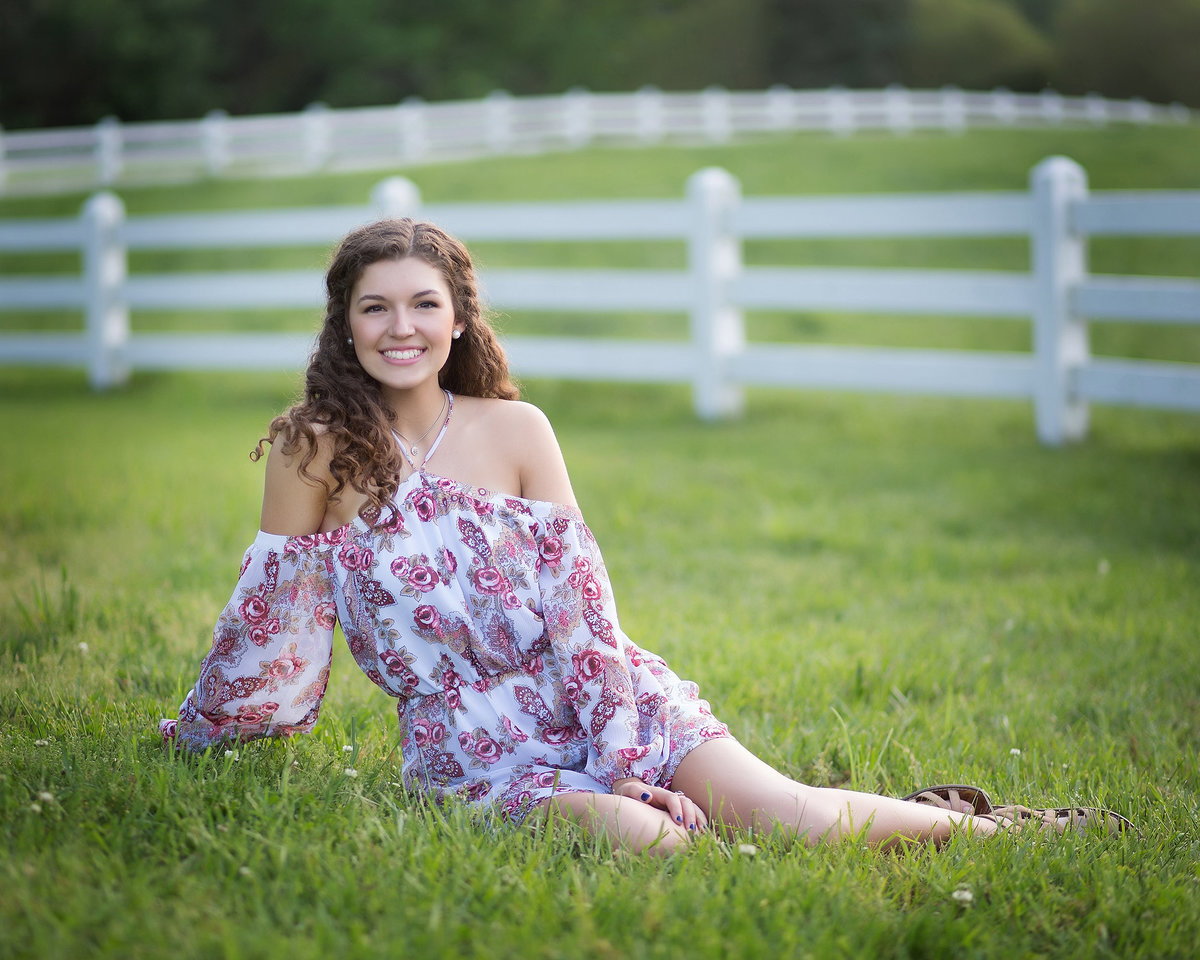 Raleigh Senior Portrait Photographer 9