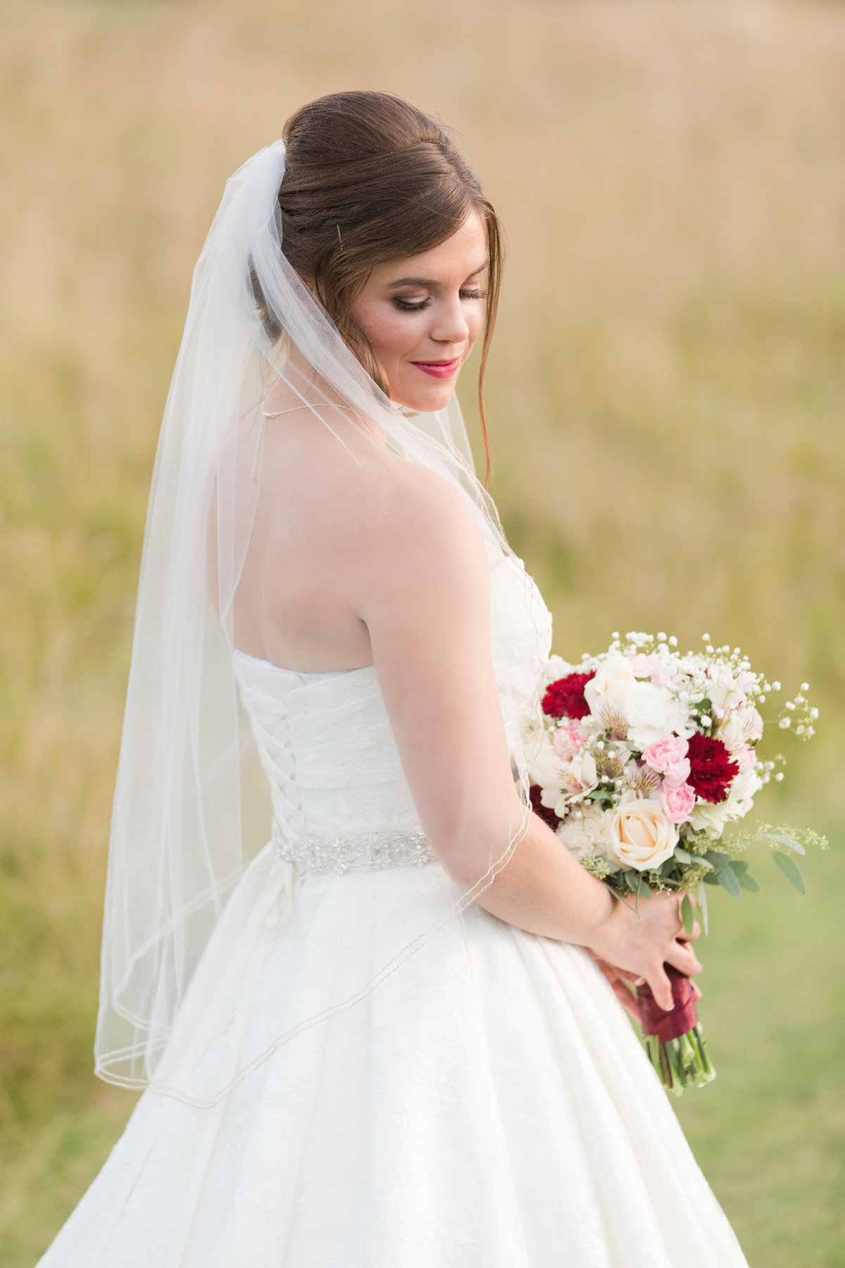 seattle wedding photographer bridal portrait Gig Harbor WA