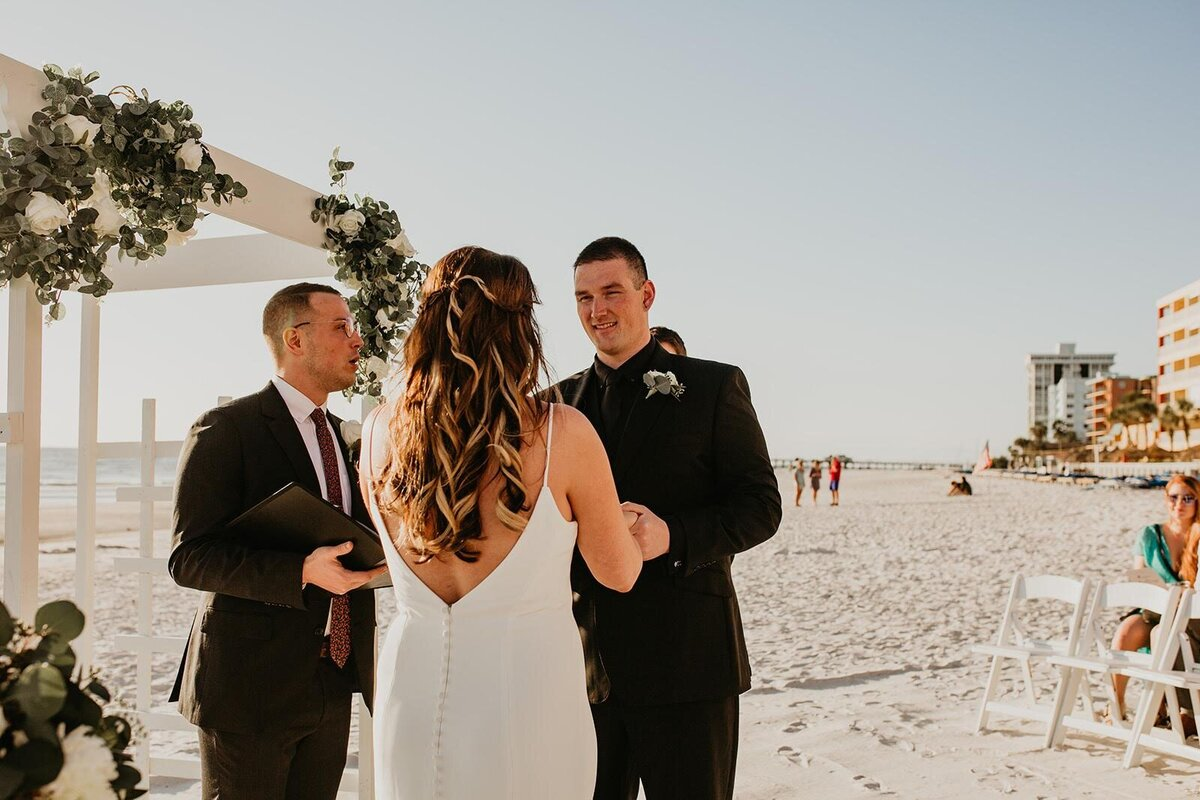 Double Tree North Redington Beach Florida-Wedding-Brittany and Bruce365