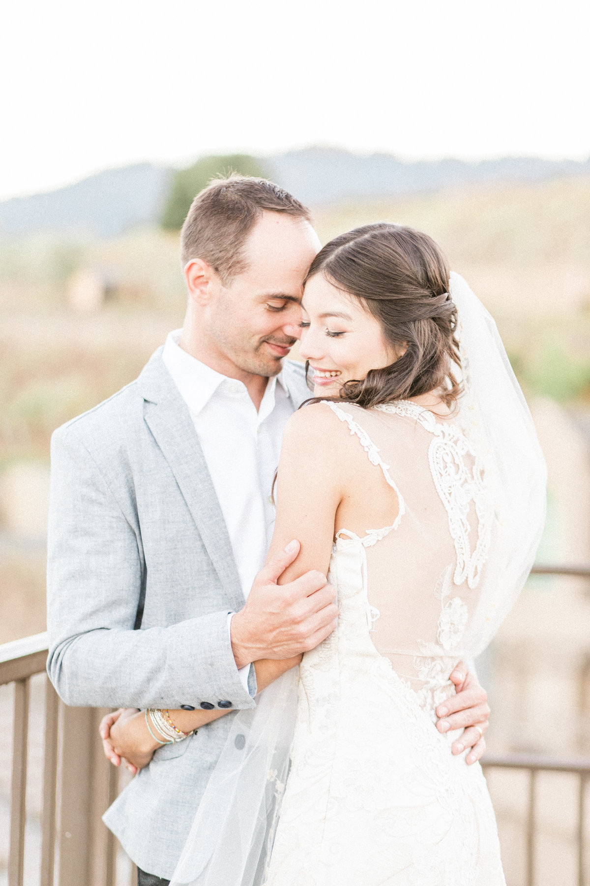 Featured Winery Wedding Inspired By This