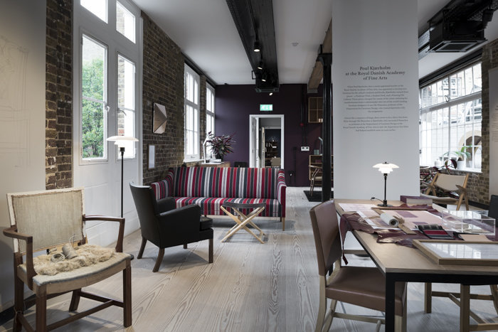 carl hansen and son london danish interior showroom