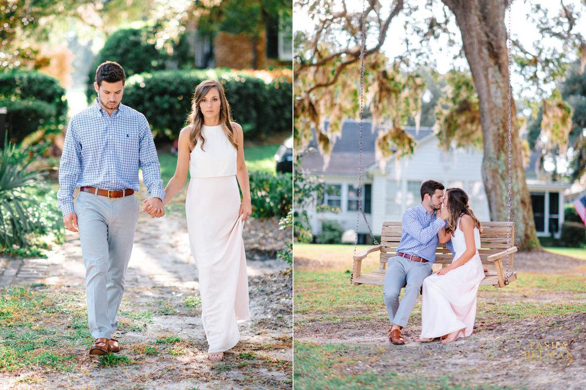 Wedding Photography Charleston Sc: A Heartfelt, Intimate Charleston Engagement Session By
