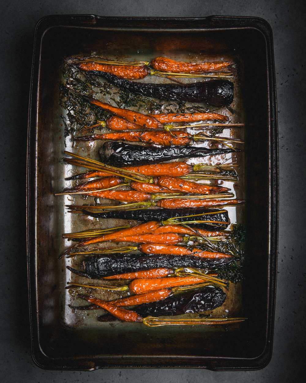 Roast Carrots - Anisa Sabet - Photographer-10
