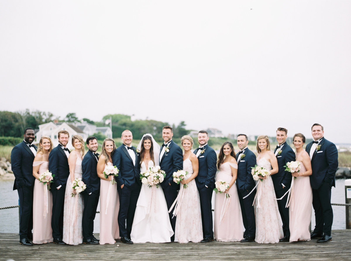 for Cape Cod wedding weekend by top destination wedding planner Always Yours Events
