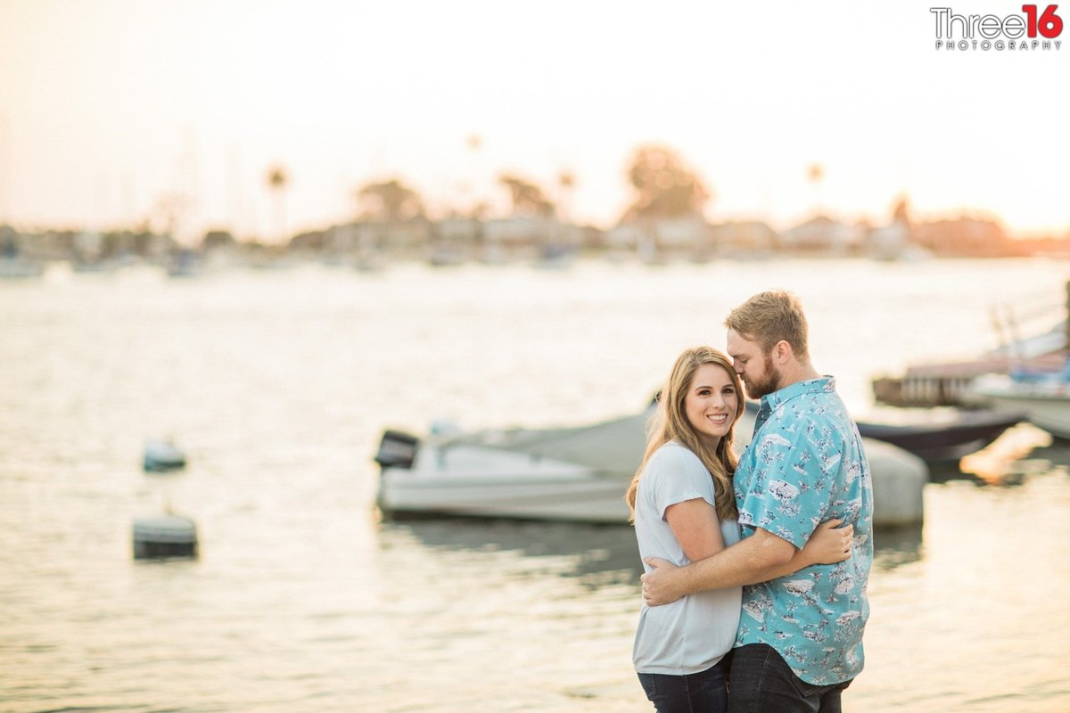 Balboa Island Engagement Photo Session Orange County Weddings Photography