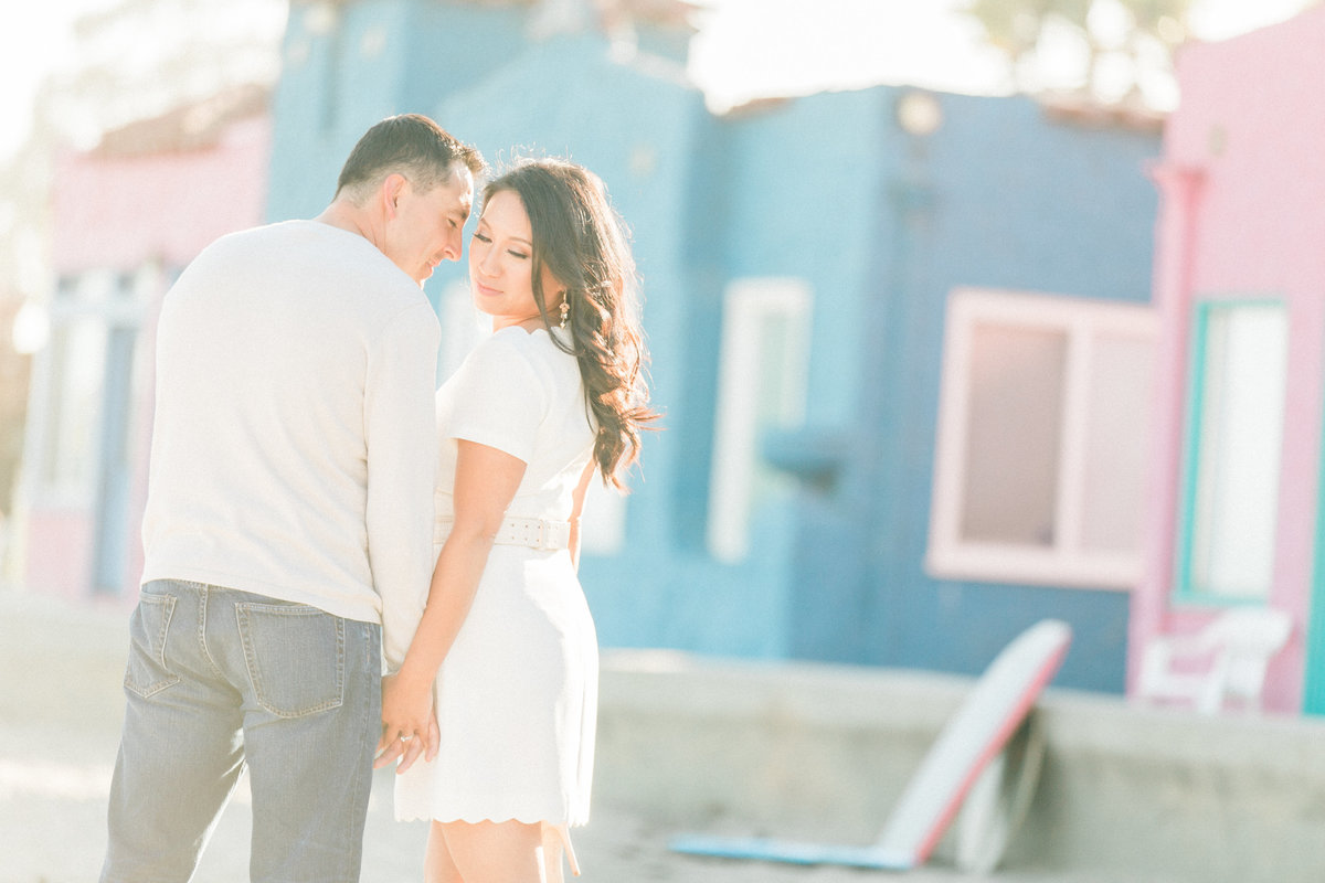 Santa Cruz Engagement Photography Capitola Beach