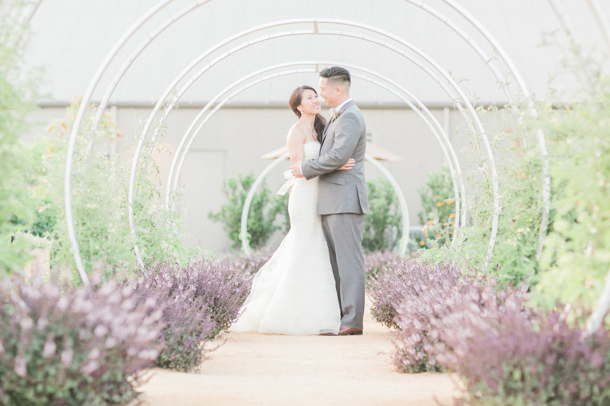 Sunset Magazine Gardens Sonoma Wedding