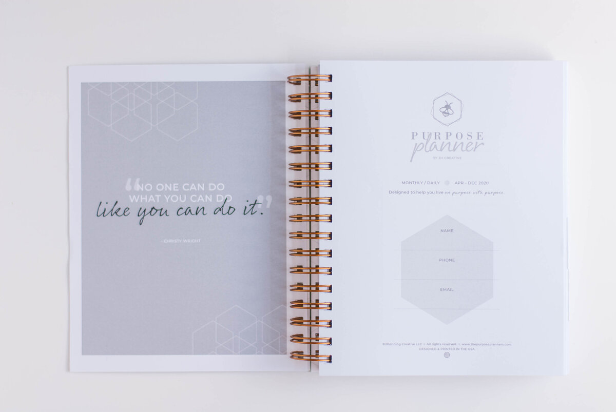 Purpose Planner 2020 Product Photo-3