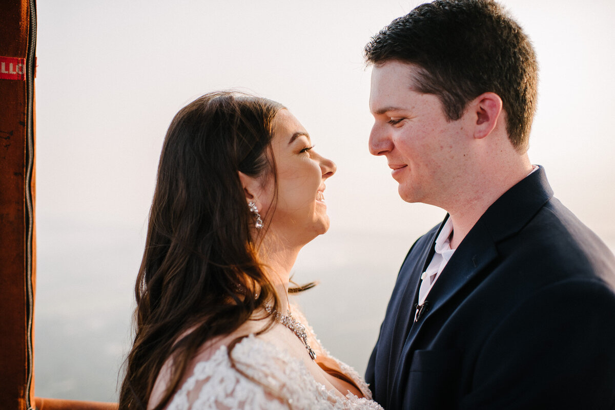 Hot Air Balloon Elopement Marie Monforte Photography-152