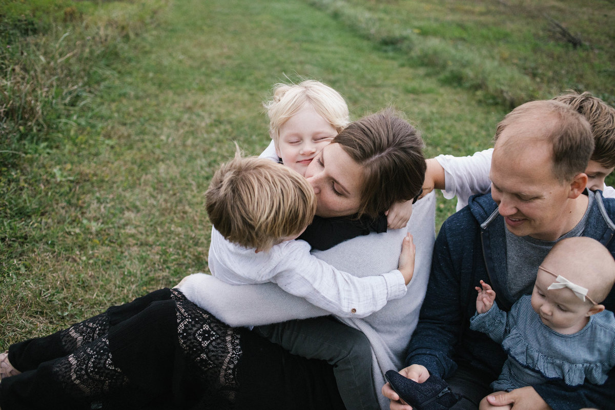 Family Session with Laurie Baker, Chicago Photographer