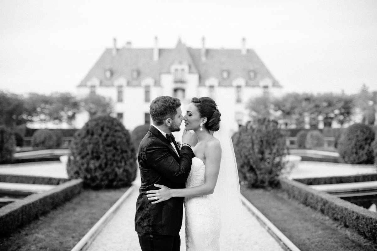 Long Island Photographer _Oheka Castle Wedding