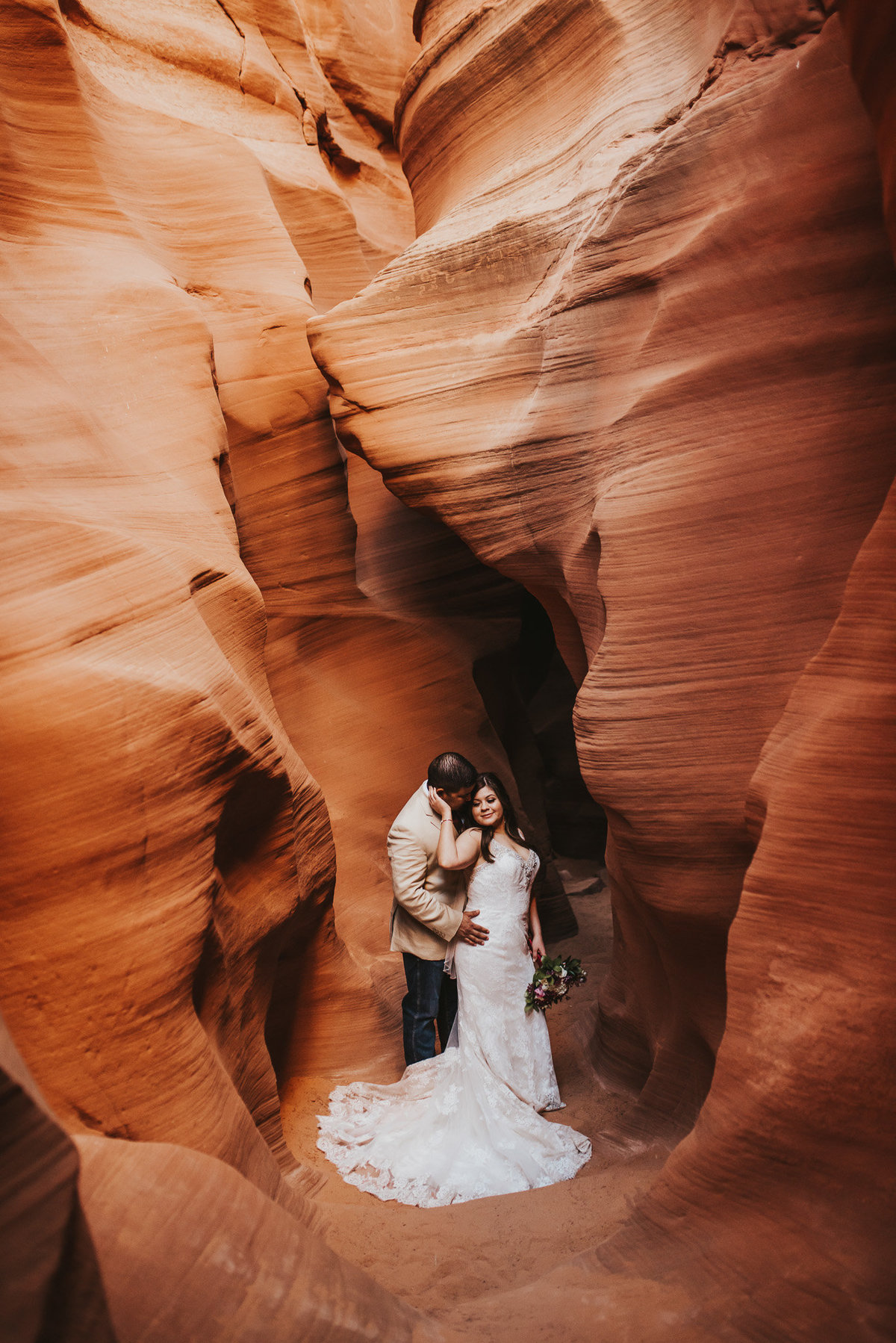 Horseshoe Bend Elopement Parker Micheaels Photography-1