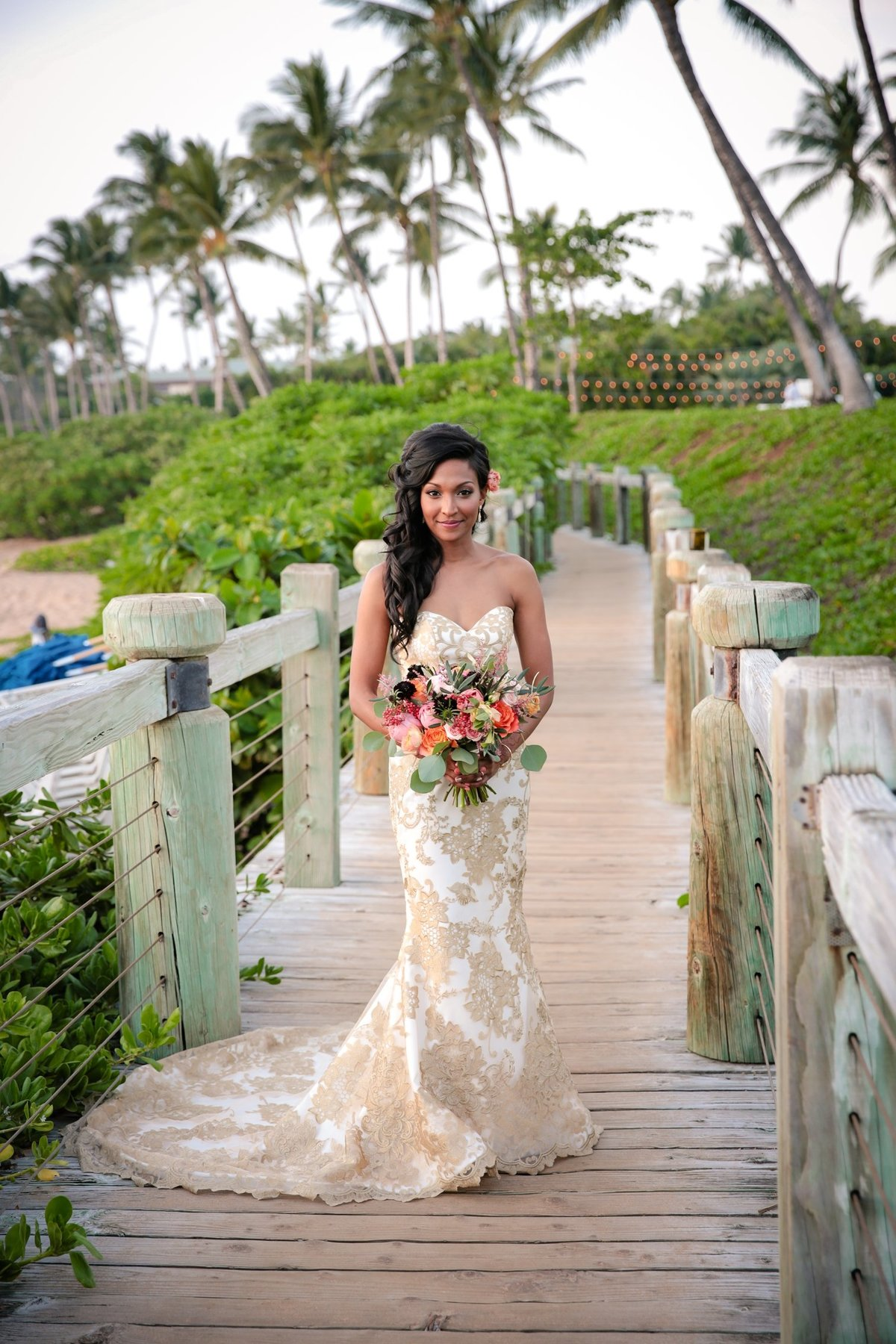 Capture Aloha Photography at The Westin Maui Resort and Spa with Bride
