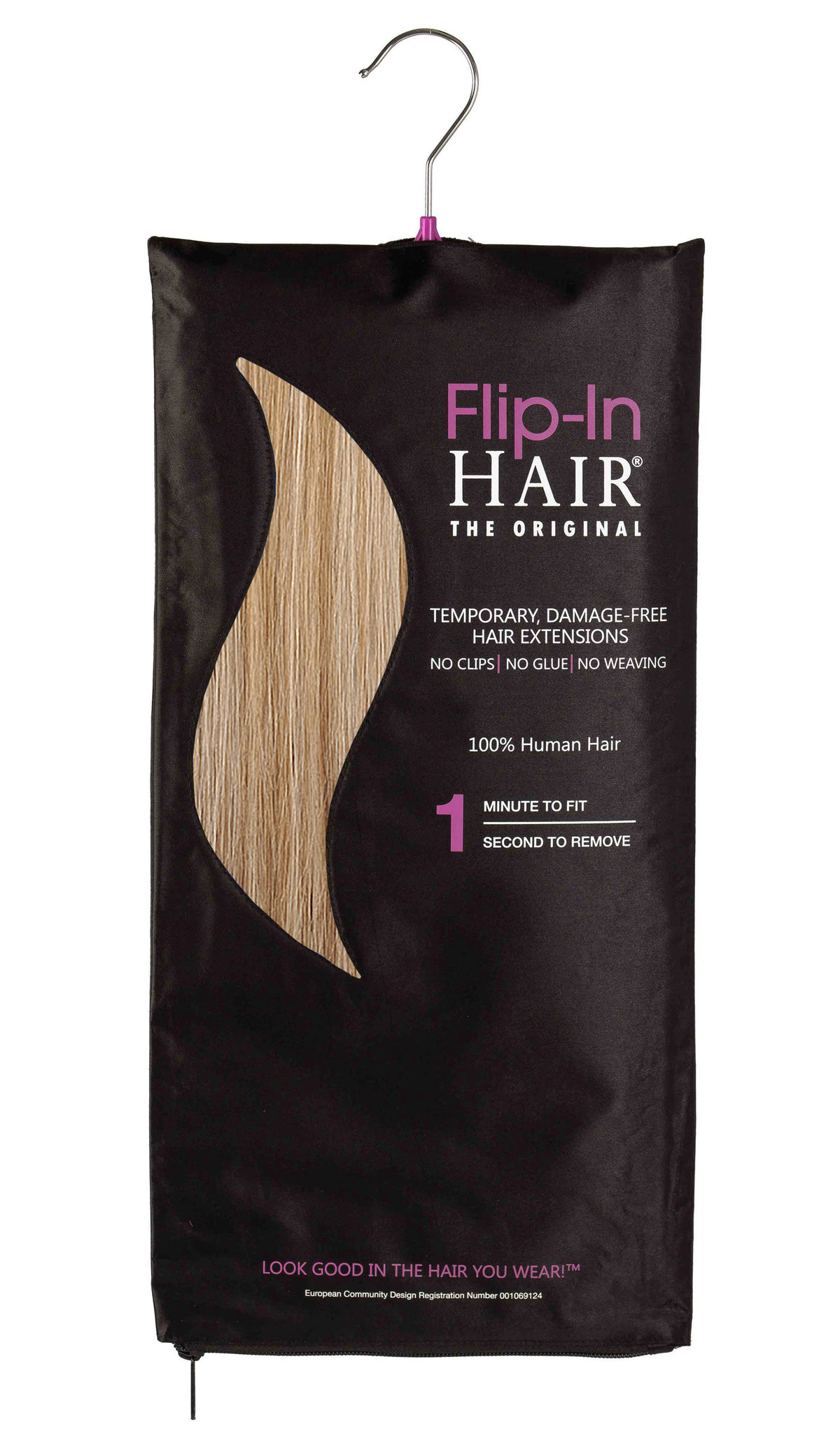 Flip-In Hair Original 10-16