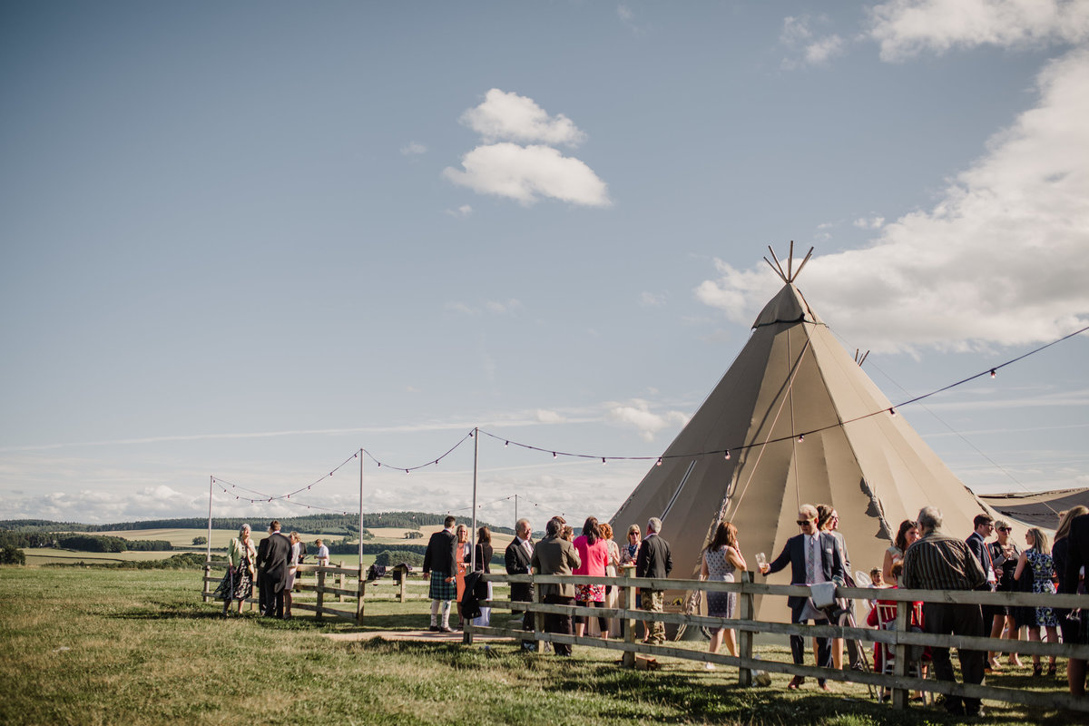 boho festival tipi wedding79