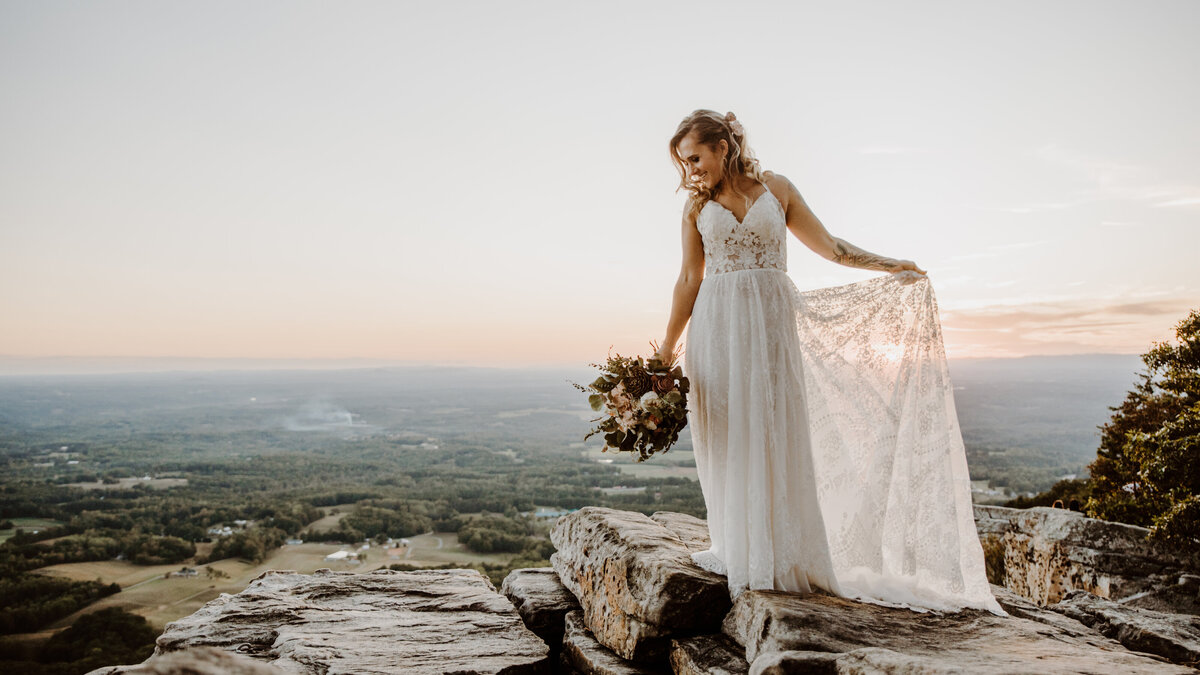 Elopement photography videography destination elopement adventure wedding