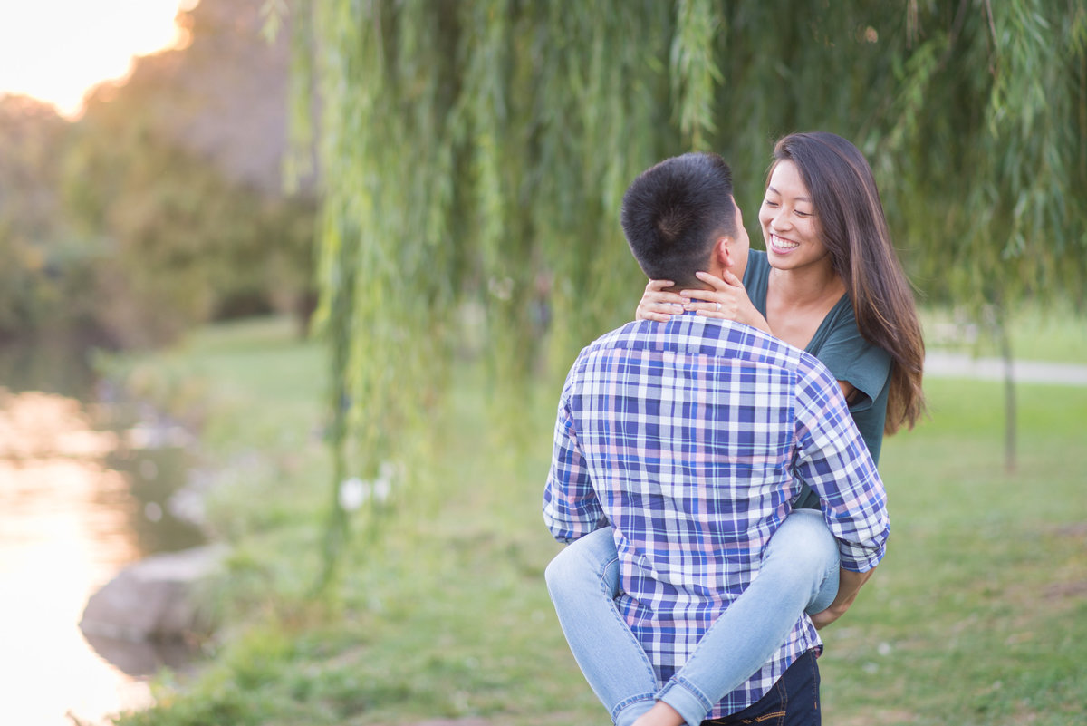 Frederick Maryland Engagement Session (4)